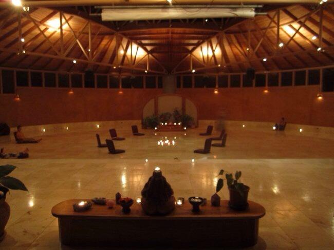 Osho Hall Pachamama Costa Rica