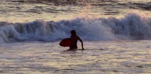 """Mes 4 jours avec les surfeurs """"cools"""""""