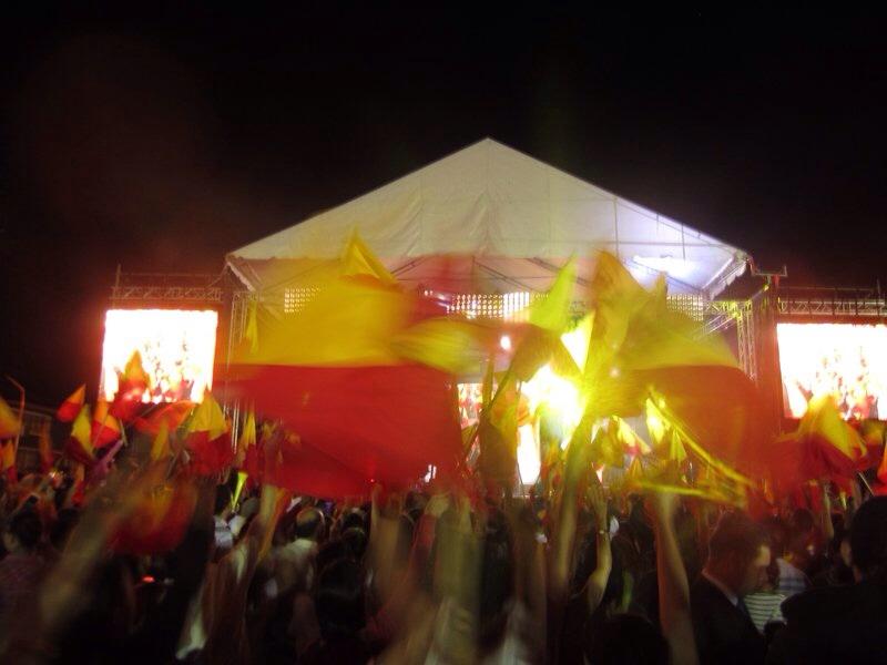 Rassemblements à San José Costa Rica
